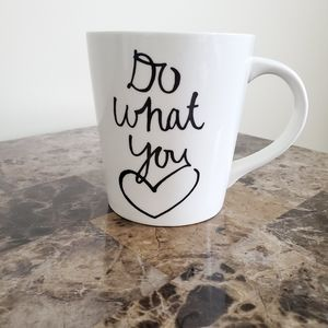 """🦋Indigo""""Do What You Love"""" Mug"""